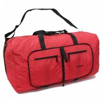 Сумка дорожная Members Holdall Ultra Lightweight Foldaway Large 71 Red 922549