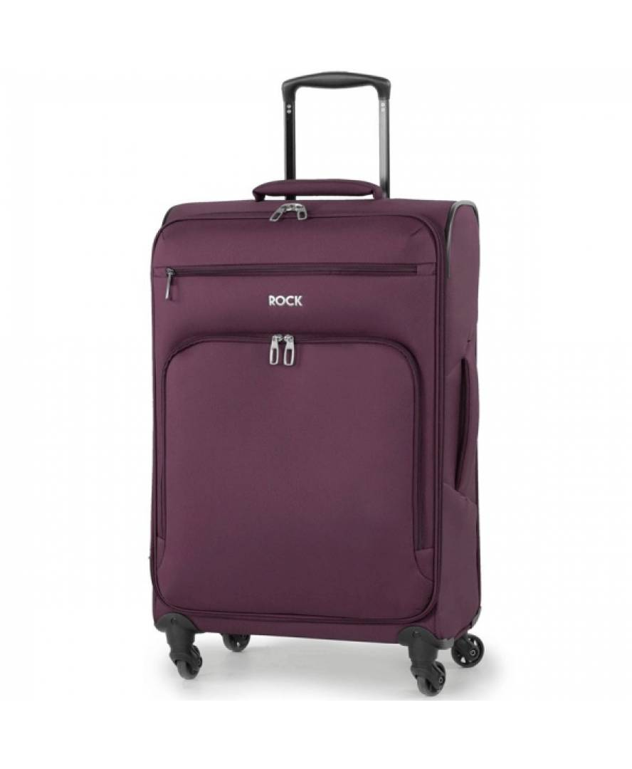 Чемодан Rock Neo-Lite (M) Purple 926427