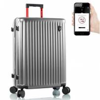 Чемодан Heys Smart Connected Luggage (M) Silver 927104