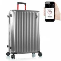 Чемодан Heys Smart Connected Luggage (L) Silver 927105